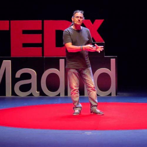 Faustino Organero en TEDx Madrid