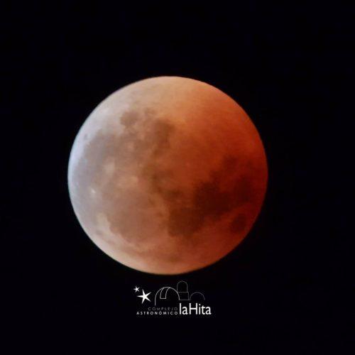 Eclipse Total de Luna 27 julio 2018